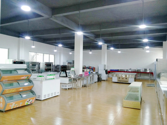 Guangzhou Green&Health Refrigeration Equipment Co.,Ltd