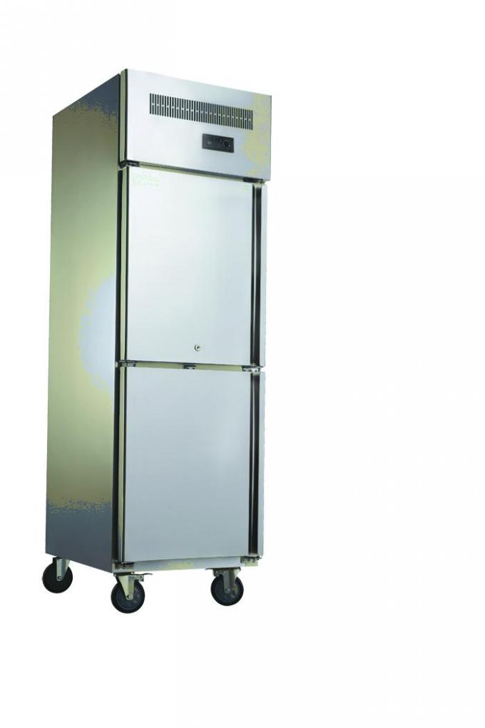 Commercial Upright Freezer Kitchen Refrigerator Freezer