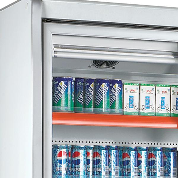 -18 ~ -22℃ Combination Refrigerator Freezer With Bitzer Compressor Explosion Proof