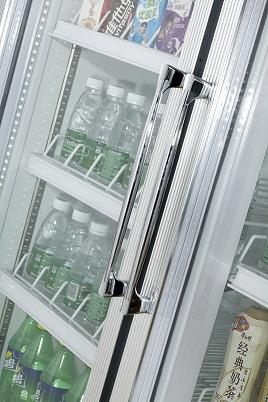 Commercial Drinks Fridge Soft Drinks Display Fridge / Refrigerator Showcase