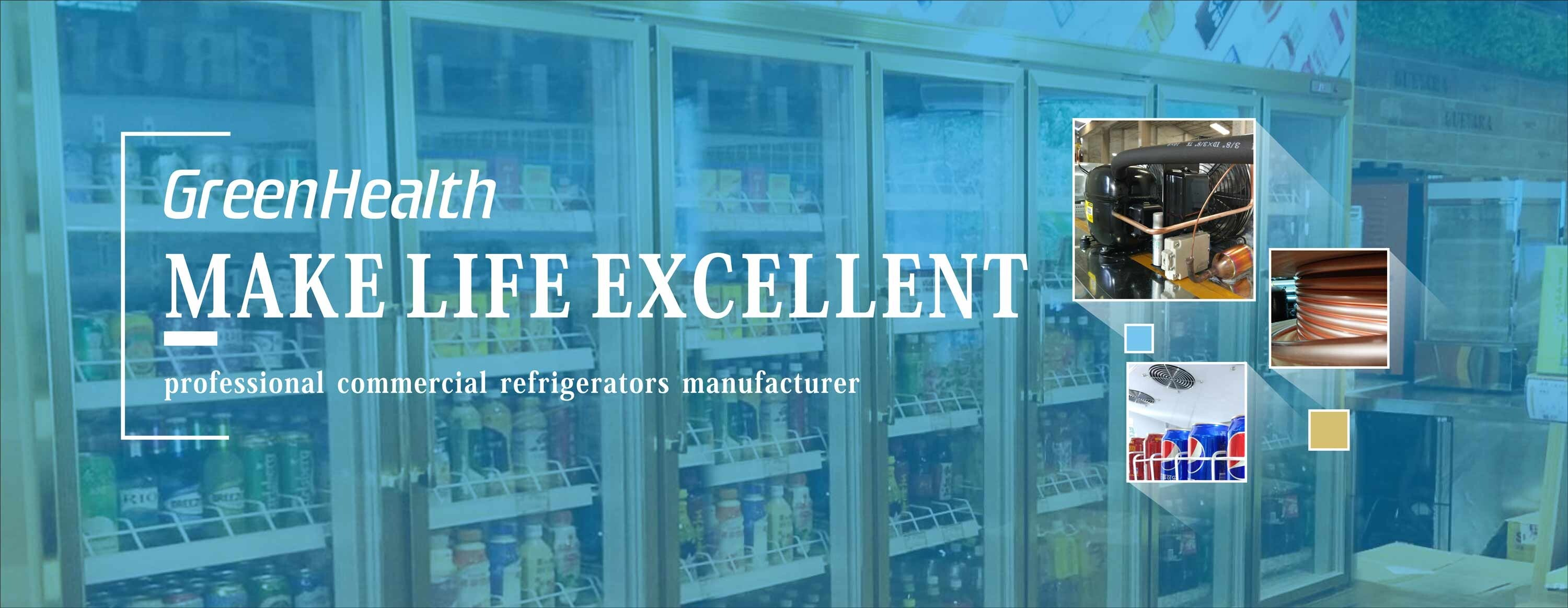China best Commercial Display Freezer on sales