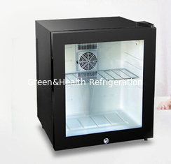 China 42L Semi - Conductor Hotel Mini Bars Display Fridge With Low Noise supplier