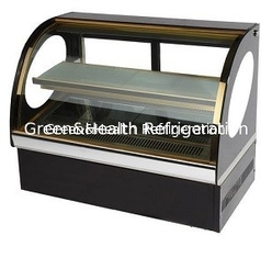 China Commercial Pastry Desert Cake Display Showcase / Refrigerated Bakery Display Case supplier