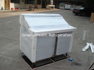 China Salad Pizza Prep Under Counter Refrigerator For Restaurant With 2 Doors supplier