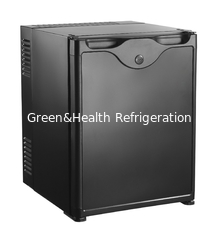 China 40L Iron Coated 440 * 400 * 550mm Hotel Mini Bars Cabinet For Home supplier