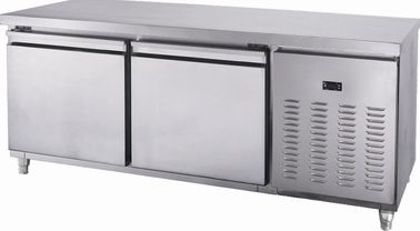 China Ventilated Under Counter Cooler Upright 3 Doors For shops supplier