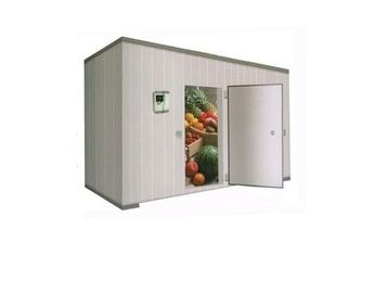 Aluminum Board Cold Storage Room Units 150mm Thick With Good Ventilation