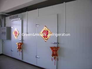 10 Cubic Meter - 1000 Cubic Meter Cold Storage Room -20 Degree For Supermarket