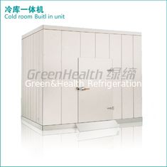 China -18~-22℃ Walk In Freezer Room For Meat Frozen Chicken With 2 Years Warranty supplier