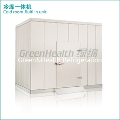 Automatic Defrost Cold Storage Warehouses , Restaurant Cold Room 13HP