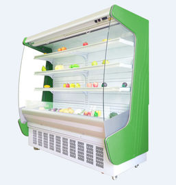 China Remote System Multideck Open Chiller  / Beverage Refrigerator Showcase supplier