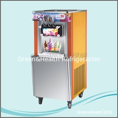 China Low Noise Industrial Ice Cream Maker Machine With LED Display Auto - Operationn supplier
