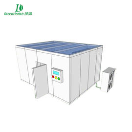 China 150mm Thickness Panel Cold Storage Room For Meat -20C Temperature Energy Saving supplier