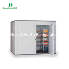 China Meat / Chicken / Seafood Cold  Storage Room  With Customized Size supplier
