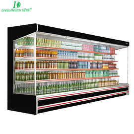 China Green And Health Remote Multideck Refrigerated Display Auto - Defrost Type supplier