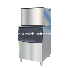 China 500kgs Hotel Or Restaurant Ice Cube Making Machine R404A Refrigerant supplier
