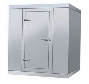 China Air Cooling Mini Vegetable Cold Storage Room / Quick - Freezing Walk In Chiller Rooms supplier