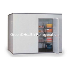 China Professional Green Health Walk In Cold Room For Restaurant / Bar supplier