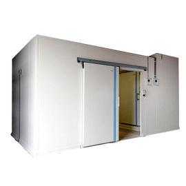 Industrial Large Cold Room For Meat Cool Single Temperature Type