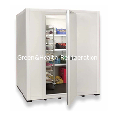 220V Walk In Cold Storage Room -40~+15 Degree Commercial Refrigerator Freezer