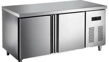 China 1.8m Under Counter Frost Free Fridge Worktop With Force Air Cooling supplier