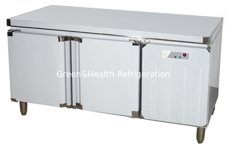 China 1.5 / 1.8 / 2m Under Counter Freezer With Dynamic Direct Cooling supplier
