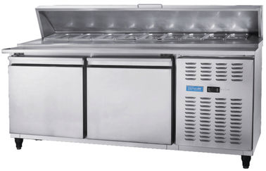 China 0 ~ 10°C - 18°C Commercial Under Counter Freezer With R134a Refrigerant supplier