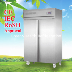 China Commercial Upright Freezer , Kitchen Refrigerator Freezer CE CB supplier