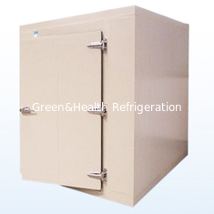 -25℃ 10 - 1000 Cubic Meter Cold Storage Room Air cooling or water cooling