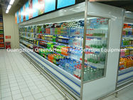 China Custom Multideck Display Fridge 2℃ - 10℃ 600w With Environmental Protection factory