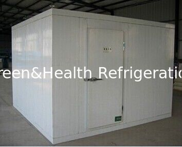 Commercial Walk In Cold Room Freezer For Fruit With Pu Re