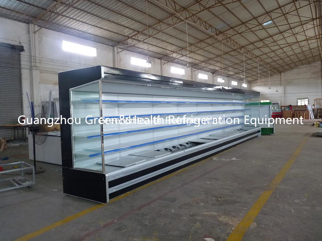 Remote Multideck Display Fridge Large Open Deck Chillers