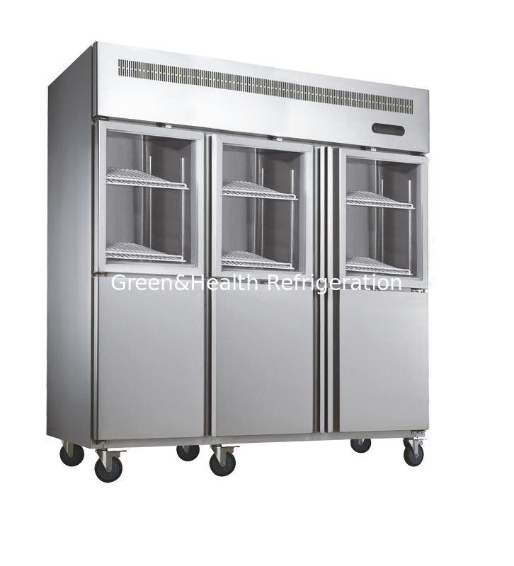 Winteco Ice Hotel Room Air Coolers : Hotel kitchen commercial upright freezer with air cooling