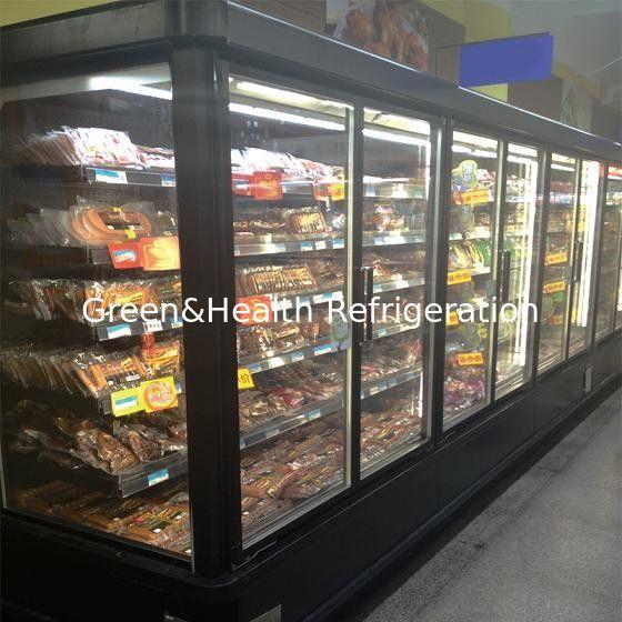 Frozen Food Commercial Glass Door Refrigerator 20 176 C 5