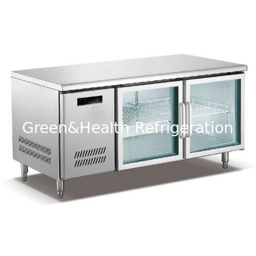 1 8m Under Counter Frost Free Fridge Flat Top With Force