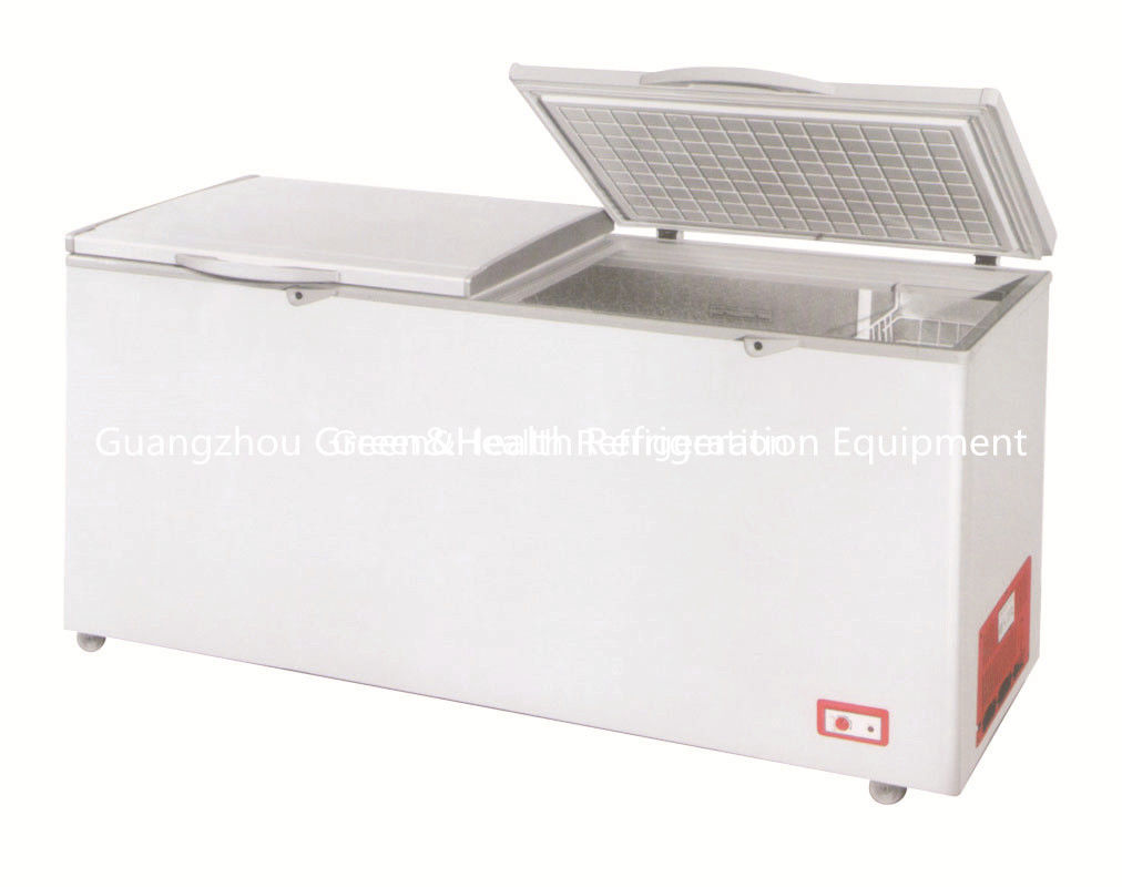 Big Capacity Upright R134a Chest Deep Freezer 20 Degree