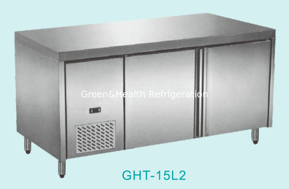 Under Counter Freezer Refrigerated Horizontal Display