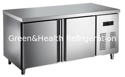 China Meter Under Counter Freezer , Table Top Cold Cabinet Refrigerator  1200mm X 760mm X 800mm