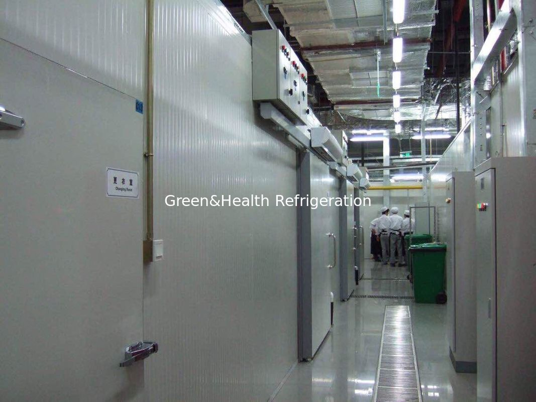 Winteco Ice Hotel Room Air Coolers : Fruits project air cooling cold room refrigeration walk