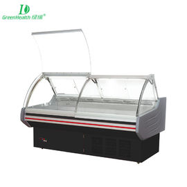 Large Capacity Deli Display Refrigerator For Fresh Food / Commercial Refrigeration Equipment