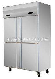 Kitchen Restaurant Commercial Upright Freezer With Two / Four / Six Doors
