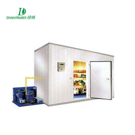 Industrial Refrigeration Cold Storage Warehouse For Dry Food -10C Temperature