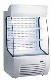 Multideck Open Refrigerated Display Cabinet For Beverage With Build - In Type