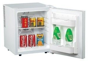 China 42L Semi - Conductor Hotel Mini Bars Display Fridge With Low Noise factory