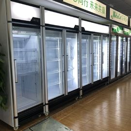 China Single / Double / Three Door Freezer With Lighting Box SKD Ultralow Temperature factory