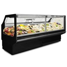China Refrigeration Butcher Chicken Deli Display Refrigerator For Fresh Meat factory