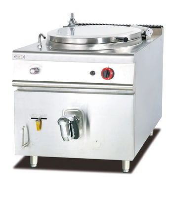 Gas Soup Kettle/Gas Deep Indirect Heating Boiling Pan